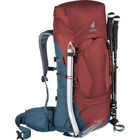deuter Aircontact Lite 40 + 10 Backpack redwood/arctic
